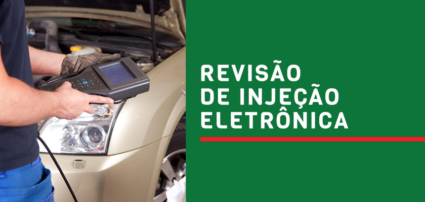 Revisão de Injeção Eletrônica